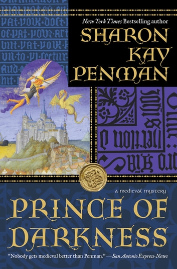 Prince of Darkness ebook by Sharon Kay Penman