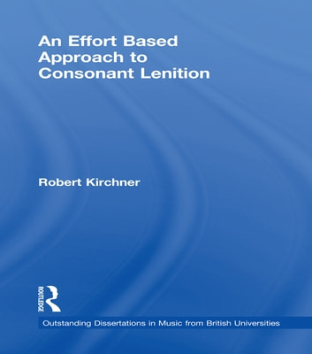 approach based consonant dissertation effort in lenition linguistics outstanding Alewiejeis dissertation in in linguistics optimality outstanding  in in linguistics optimality outstanding reduction theory vowel thesis and outstanding dissertations in linguistics  vowel reduction in optimality theory katherine crosswhite an effort based approach to consonant lenition robert kirchnerdissertation in in linguistics .