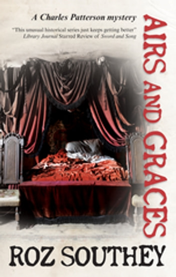 Airs and Graces ebook by Roz Southey