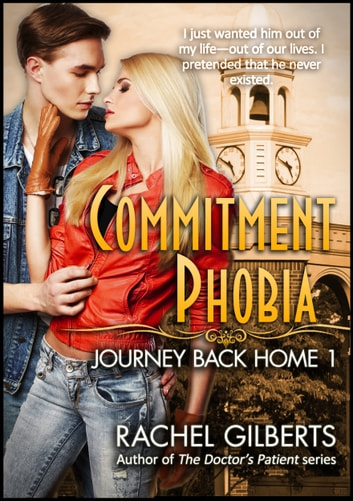 commitment phobia journey back home 1 ebook by rachel. Black Bedroom Furniture Sets. Home Design Ideas