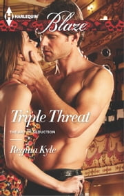 Triple Threat ebook by Regina Kyle