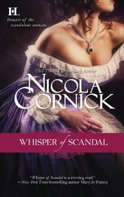Whisper of Scandal ebook by Nicola Cornick