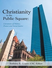 Christianity In the Public Square: Literatures of Politics, Protest and Social Justice ebook by Anthony R. Grasso, CSC, Editor