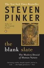 The Blank Slate ebook by Steven Pinker