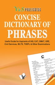 Concise Dictionary of Phrases ebook by EDITORIAL BOARD