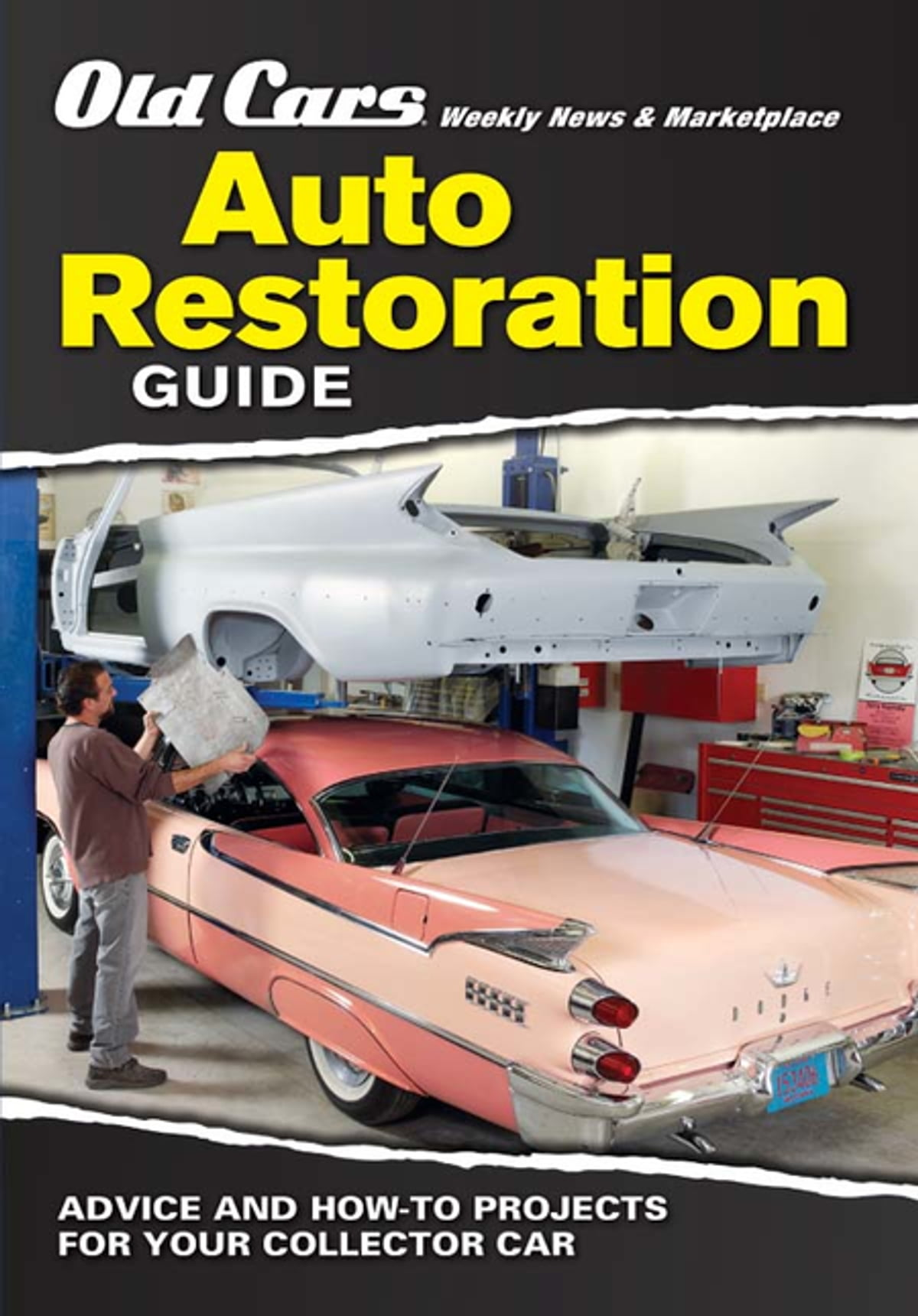 Old Cars Weekly Restoration Guide eBook by Old Cars Weekly Editors ...