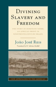Divining Slavery and Freedom - The Story of Domingos Sodré, an African Priest in Nineteenth-Century Brazil ebook by João José Reis,H. Sabrina Gledhill