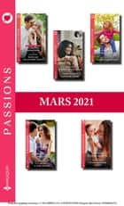 Pack mensuel Passions : 10 romans (Mars 2021) ebook by