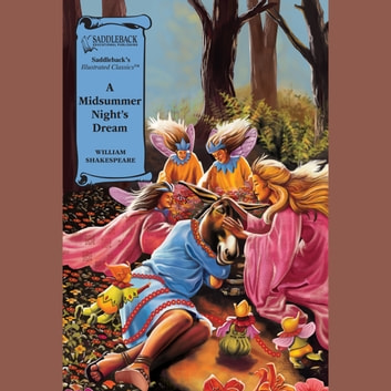 A Midsummer Night's Dream Digital Audio audiobook by Shakespeare,William