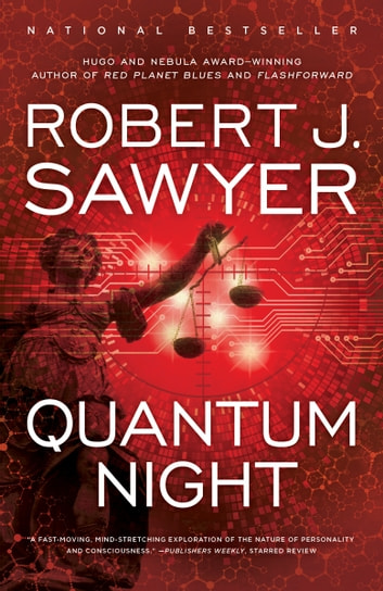Quantum Night ebook by Robert J Sawyer