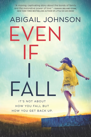 Even If I Fall 電子書 by Abigail Johnson
