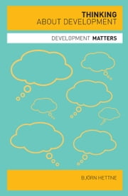 Thinking about Development ebook by Björn Hettne