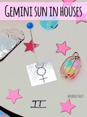Gemini Sun in Houses ebook by Michelle Falis