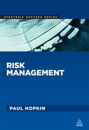 Risk Management ebook by Paul Hopkin
