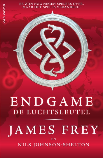 De luchtsleutel ebook by James Frey,Nils Johnson-Shelton