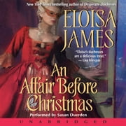 An Affair Before Christmas audiobook by Eloisa James