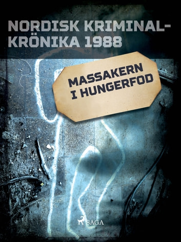 Massakern i Hungerford ebook by - Diverse