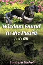 Wisdom Found In The Pause: Joie's Gift ebook by Barbara Techel