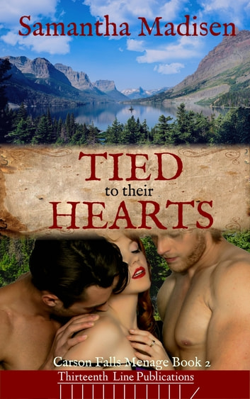 Tied to their Hearts ebook by Samantha Madisen
