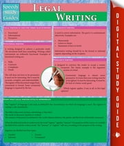 Legal Writing (Speedy Study Guides) ebook by Speedy Publishing