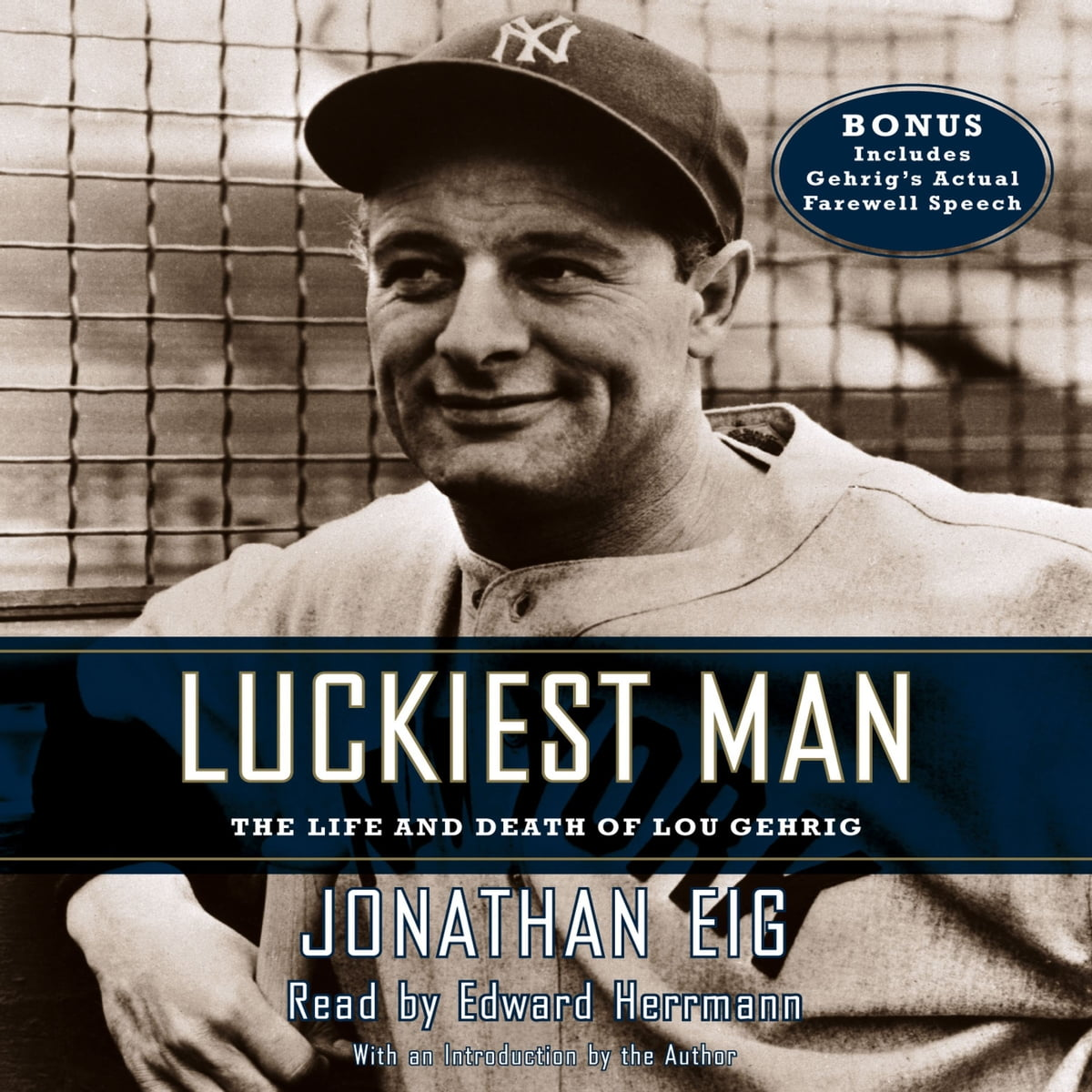 lou gehrig s farewell speech Can you name the words to complete lou gehrig's farewell speech.