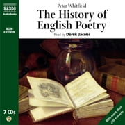The History of English Poetry audiobook by Peter Whitfield