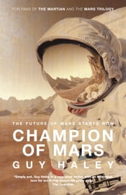 Champion of Mars ebook by Guy Haley