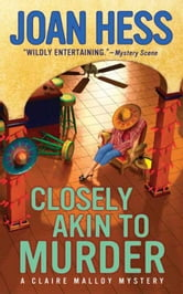 Closely Akin to Murder ebook by Joan Hess