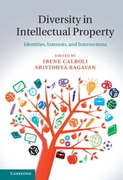 Diversity in Intellectual Property - Identities, Interests, and Intersections ebook by Irene Calboli,Srividhya Ragavan
