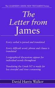 The Letter from James ebook by David Harris Walker