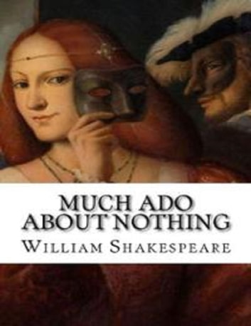 Much Ado About Nothing ekitaplar by William Shakespeare