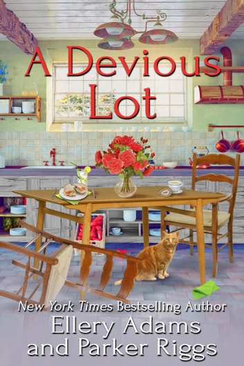 A Devious Lot ebook by Ellery Adams,Parker Riggs