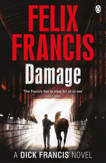 Damage ebook by Felix Francis