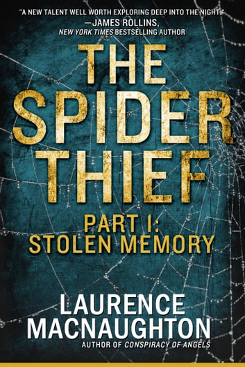 The Spider Thief, Part 1: Stolen Memory ebook by Laurence MacNaughton