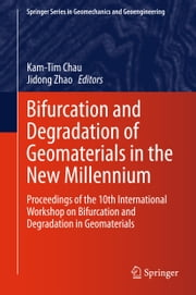 Bifurcation and Degradation of Geomaterials in the New Millennium - Proceedings of the 10th International Workshop on Bifurcation and Degradation in Geomaterials ebook by