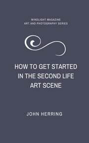 How to Get Started in the Second Life Art Scene ebook by John Herring