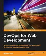 DevOps for Web Development ebook by Mitesh Soni