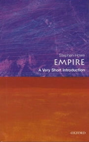 Empire:A Very Short Introduction ebook by Stephen Howe