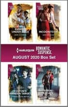 Harlequin Romantic Suspense August 2020 Box Set ebook by Jane Godman, Kimberly Van Meter, Geri Krotow,...
