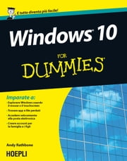 Windows 10 For Dummies ebook by Andy Rathbone