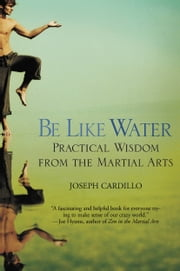 Be Like Water - Practical Wisdom from the Martial Arts ebook by Joseph Cardillo