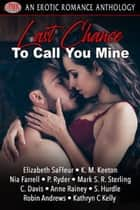 Last Chance To Call You Mine ebook by Elizabeth SaFleur, KM Keeton, Nia Farrell,...