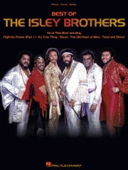 Best of the Isley Brothers (Songbook) ebook by Isley Brothers