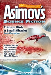 Asimov's Science Fiction - Issue# 1 - Penny Publications LLC magazine