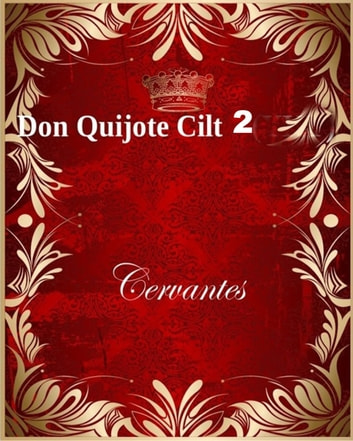 Don Quijote Cilt 2 ebook by Cervantes