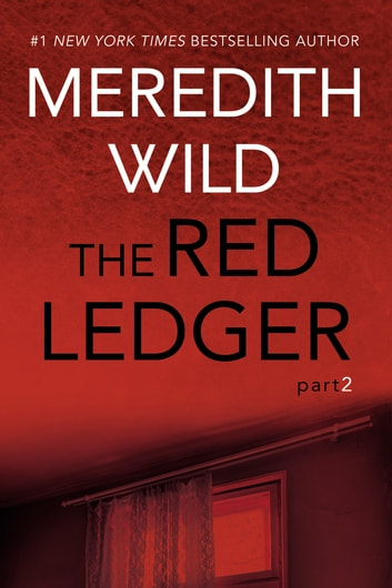 The Red Ledger: 2 ebook by Meredith Wild