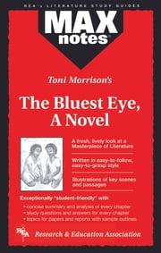 The Bluest Eye - A Novel ebook by Christopher Hubert