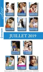 11 romans Azur + 1 gratuit (n°4103 à 4113 - Juillet 2019) ebook by Collectif