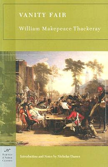 Vanity Fair (Barnes & Noble Classics Series) ebook by William Makepeace Thackeray,Nicholas Dames