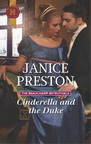 Cinderella and the Duke ebook by Janice Preston